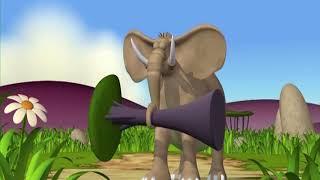 Мультики Газун | Король Джунглей | новые мультфильмы для малышей