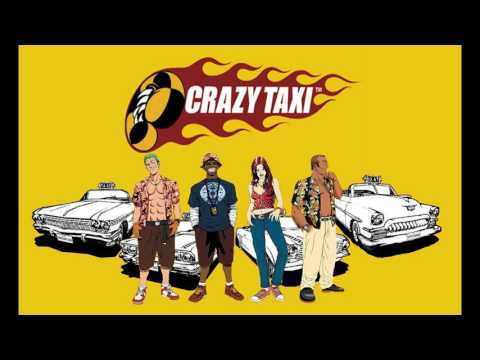 Crazy Taxi All I Want Extended