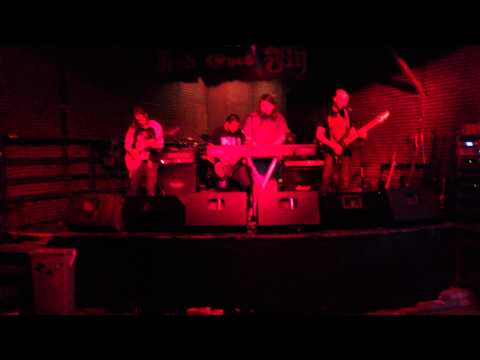 AGodUnKnown live @ The Red Eyed Fly in Austin TX