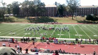 Morehouse college band 2014