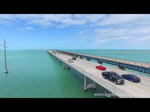 7 mile bridge Key West FL
