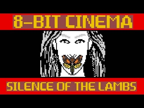 8-Bit Video Game Version Of Silence Of The Lambs Is Still Creepy