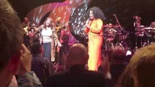 """Diana & Gloria Gaynor Live at New Jersey Performing Arts Center 8-16-2013  """"I Will Survive"""""""
