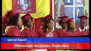 Hillsborough Secondary Graduation....Special Report