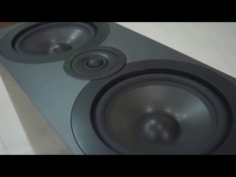 Q Acoustics 3050 Unboxing