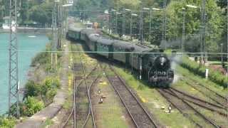 preview picture of video 'Bodenseeexpress nach Lindau Bahnhof Bayrische S3/6 am 30.06.2012 in HD + Dolby Digital 5.1'