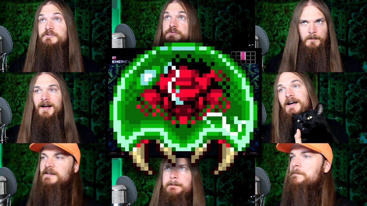 Smooth McGroove Returns To Super Metroid. Finally.