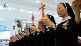 Hội Dòng Mến Thánh Giá Phan Thiết   Hồng Ân Vĩnh Khấn 31.5.2018.