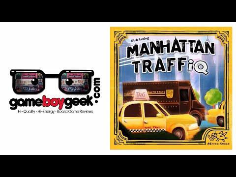 The Game Boy Geek Reviews Manhattan Traffiq
