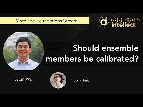 Should ensemble members be calibrated?