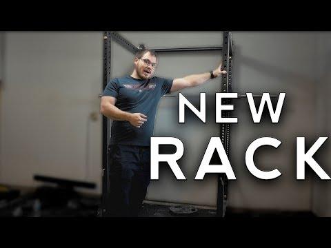 Titan T-3 Squat Rack Review! - Building a home Gym