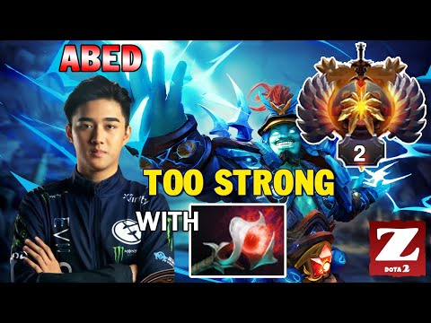 ABED STORM SPIRIT Mid Is Too Imba With ORCHID - EZ 19 KILLS GAME DOTA 2