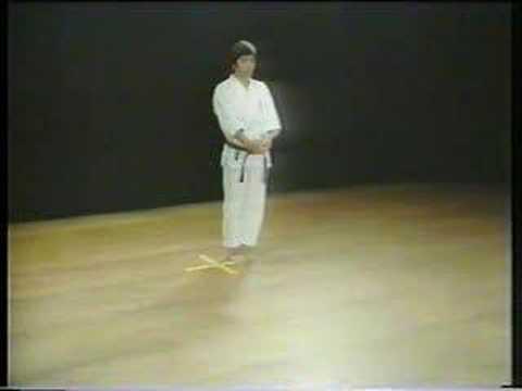 Bassai Dai - Shotokan Karate