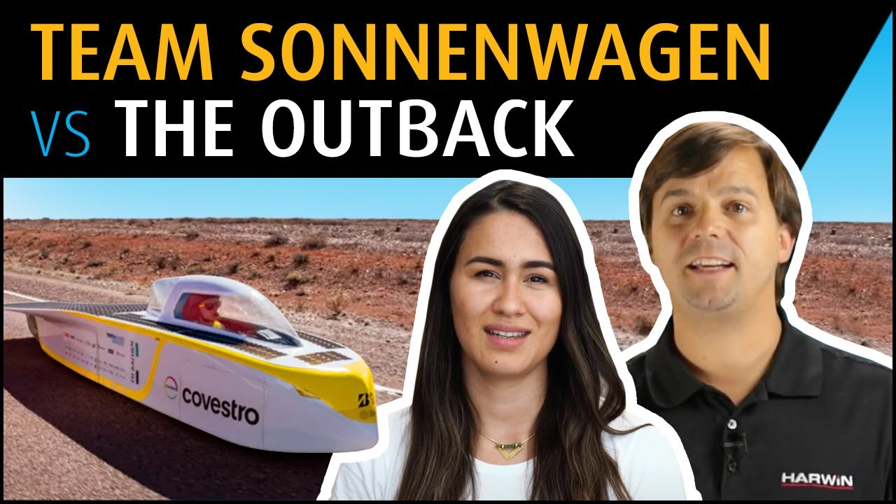 Youtube video for Interconnect Guru: Interviews Team Sonnenwagen as they prep for a race across the Australian outback