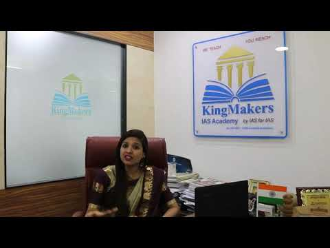 Unique Initiatives of KingMakers IAS Academy