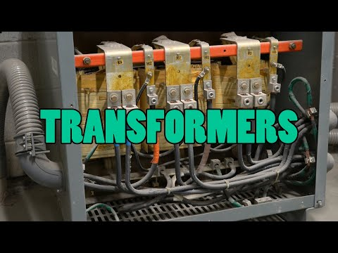 TRANSFORMERS – What They Are, How They Work, How To Size Them