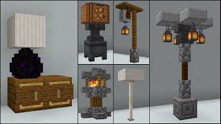 Minecraft: 40+ Lighting Build Hacks And Ideas
