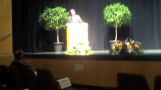 Scott Zuckerman's Vanderbilt Med School Graduation Speech