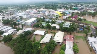 preview picture of video 'Nadi Flood, Fiji'