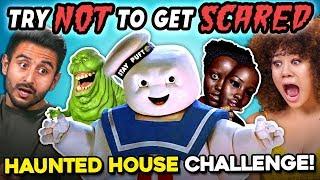 Try Not To Get Scared Challenge (Universal Studios Halloween Horror Nights)