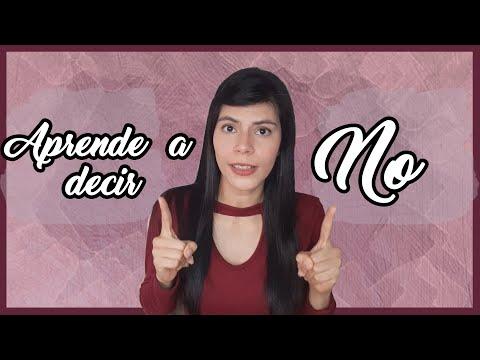 Por que debes APRENDER a decir NO   @Mónica Blanco