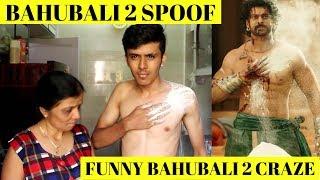 Bahubali 2 Spoof | Craze After Watching Bahubali 2 The Conclusion - Funny Bahubali 2 Spoof