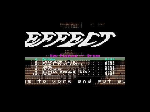 ymphibian by Effect (Atari ST/STe music demo) 1080p50