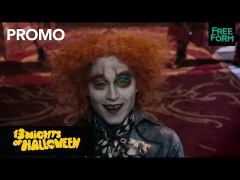 13 Nights of Halloween Tim Burton Marathon | Freeform