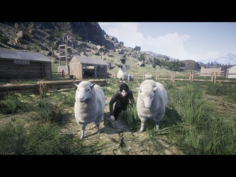 Outlaws of the old west S2 E5 Farming and sheep wrangling