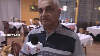 Mr.Dahal from Indo-Nepal Restaurant,Bedford,Texas speaking to iAsiaNews the effect of Corona Virus.