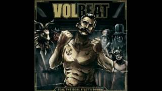 Volbeat Black Rose