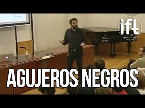 Los Agujeros Negros, esos monstruos sutiles (José L. F. Barbón) - YouTube