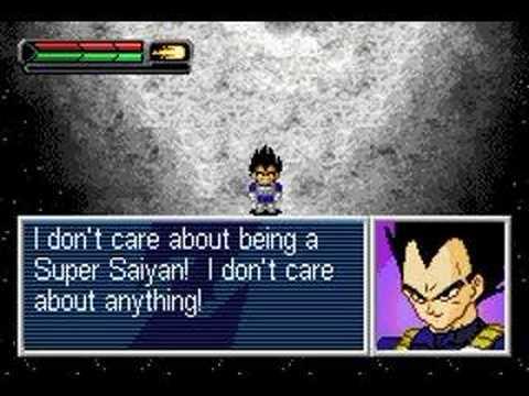 Dragon Ball Z: The Legacy of Goku II Walkthrough - Special Episode