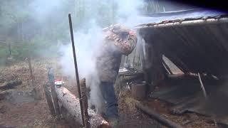 Отдых в тайге с охотой и рыбалкой