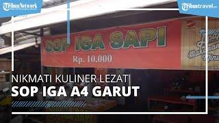 Nikmati Sop Iga Super Murah di Garut Buka 24 Jam, Omzetnya Puluhan Juta Sehari