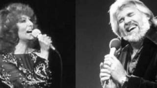 Kenny Rogers & Dottie West - Baby I'm A Want You.