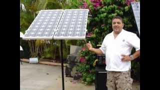 "Ready2Go Frequently Asked Questions ""how many solar panels?"" and ""will it run a whole house?"""