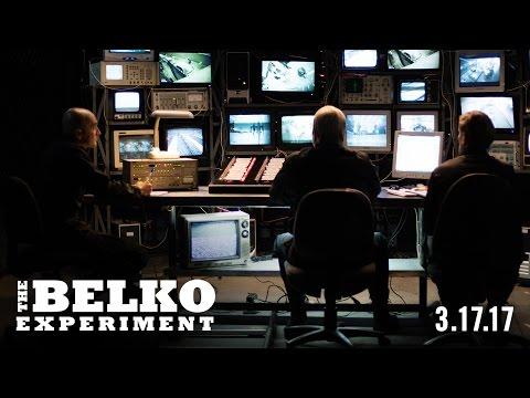 THE BELKO EXPERIMENT előzetes - Mészárlás az irodában