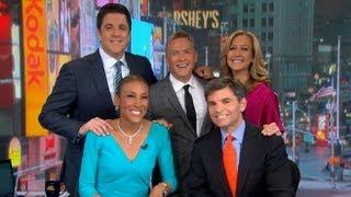 Robin Roberts Returns to 'Good Morning America'