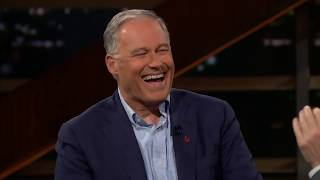 Gov. Jay Inslee: Combating Climate Change   Real Time with Bill Maher (HBO)