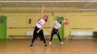 Dance-Workout mit Laura und Talissa