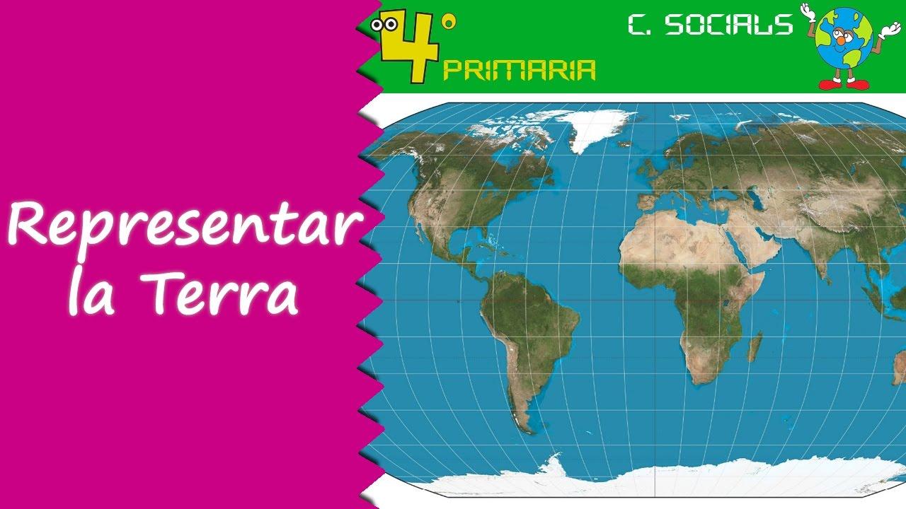 Ciències Socials. 4t Primària. Tema 1. La representació de la Terra
