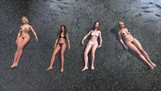 Skyrim Necro Ryona View: Bikini Beach 2 (18+ Only)