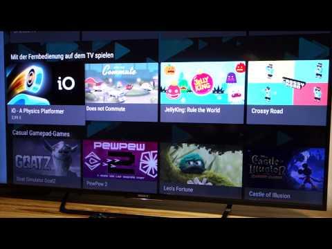Sony Android 5.0, Samsung Tizen, Panasonic Firefox OS Smart TV Vergleich