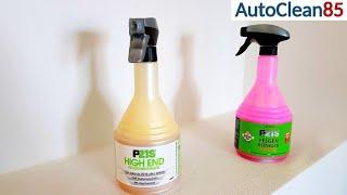 P21S High End vs. P21S Power Gel / Dr. Wack Felgenreiniger Vergleich / Felgen einfach reinigen