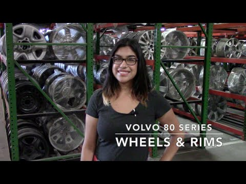 Factory Original Volvo 80 Series Wheels & Volvo 80 Series Rims – OriginalWheels.com