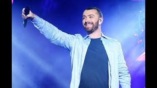 Sam Smith Live At The O2 Arena 10/04/18