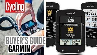 Garmin Buyer's Guide   Cycling Weekly