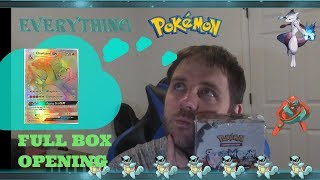 *COMPLETE BOX of BURNING SHADOWS POKEMON PACKS! CHARIZARD HYPER RARE? Sun Moon MUST SEE PACK OPENING