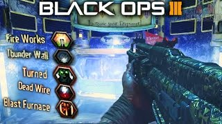 Black Ops 3 ZOMBIES - MULTIPLE PACK A PUNCH! ALL NEW UPGRADE ABILITIES! (COD BO3 Zombies)